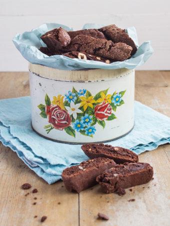 Chokladbiscotti