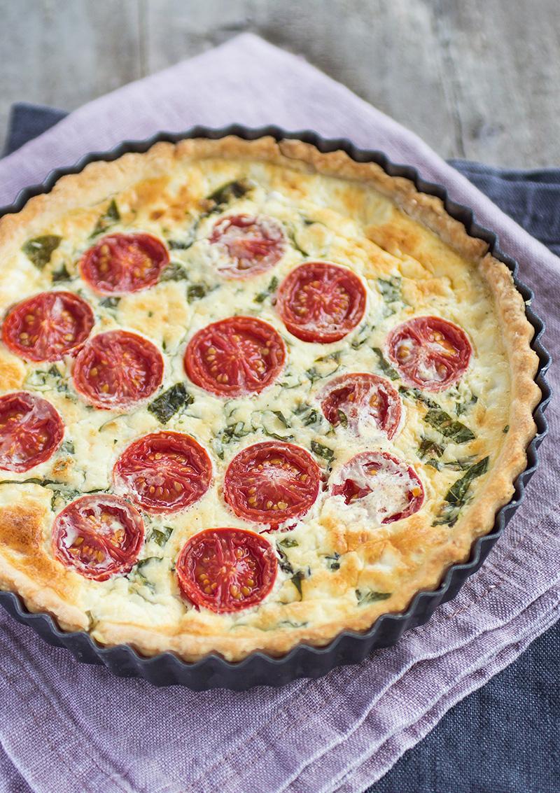 tomat och fetaostpaj