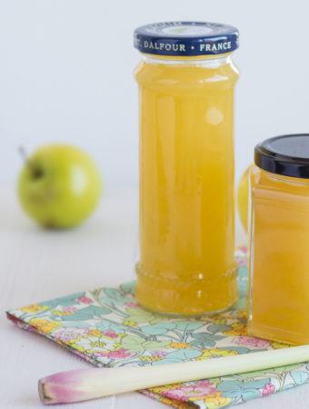 Äppel- och citronmarmelad