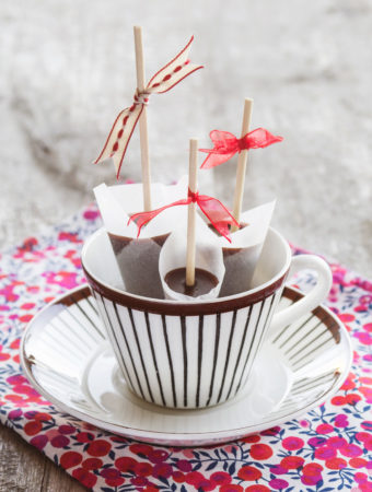Chokladknäck-klubbor