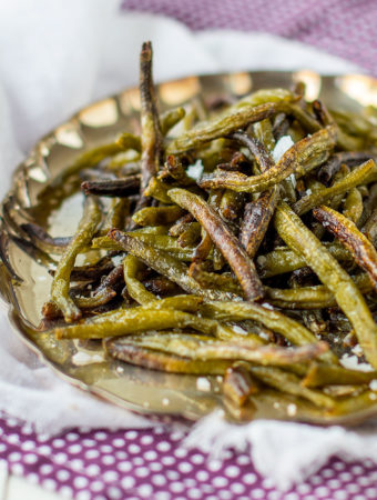 Haricots verts-pommes
