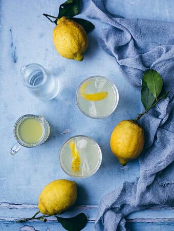 Citronsoda